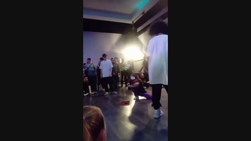 Hip Hope Dance Battle
