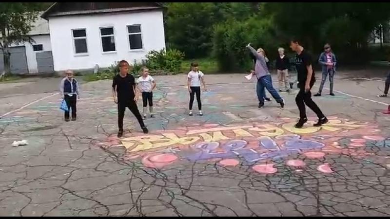 танец под песню Кукушка