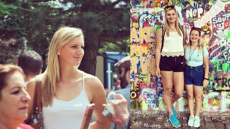 6'5″ tall Cecelia Mowczan from UK is a rower