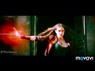 MARVEL Scarlet Witch/ Трейлер Алая Ведьма (parody