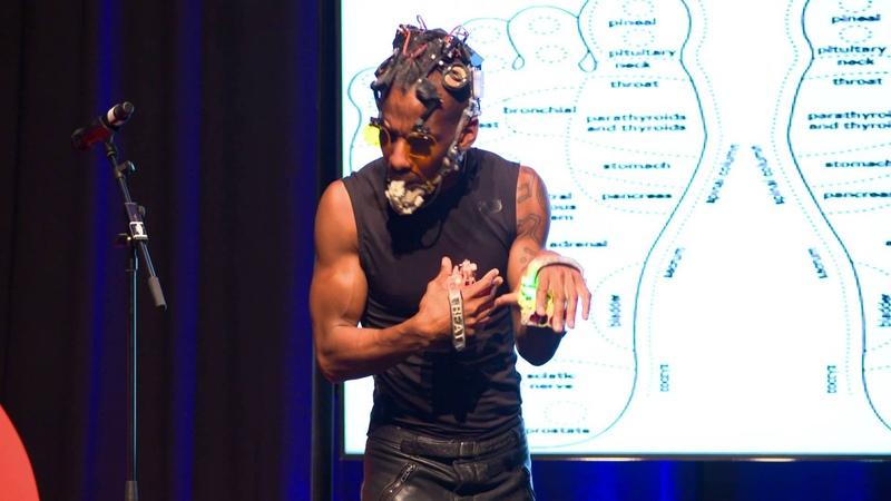 Thoughts and Insights on Engineering a Sonic Fractal Matrix: Onyx Ashanti at TEDxBerlinSalon