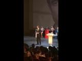 Robert Pattinson - KVIFF acceptance speech - RadioFarda IGL