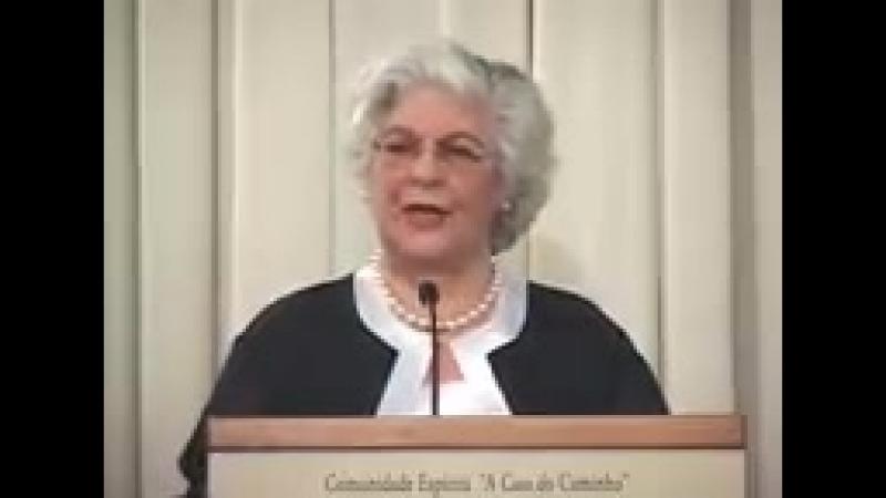 Doutrina Espírita nos dá a certeza da imortalidade e na vitória do Bem -- Isabel Salomão de Campos
