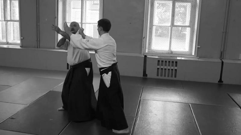 08_06_2015 katadori-menuchi, koschi-nage, ikke-osae, kokyu-nage, Айкидо, трениро