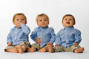 многоплодная беременность при лечении бесплодия