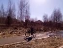 Велодорожка в Кентавре весной