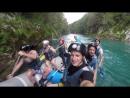 Рафтинг река Тара водопад