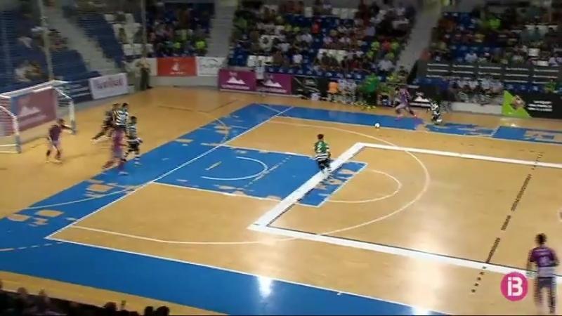 International Clubs Friendly - (Palma de Mallorca/Spain) - Palma Futsal️ - Sporting CP ️
