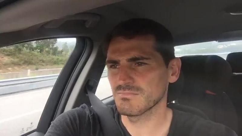 Iker Casillas desdeoportoConCasillas episodio 15 fscebook 11 07 2018