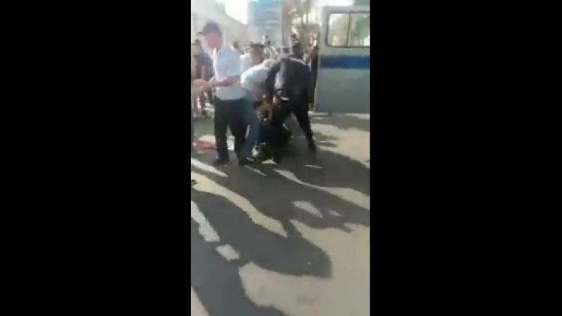 Пойман особо опасный пенсионер в Саранске - -