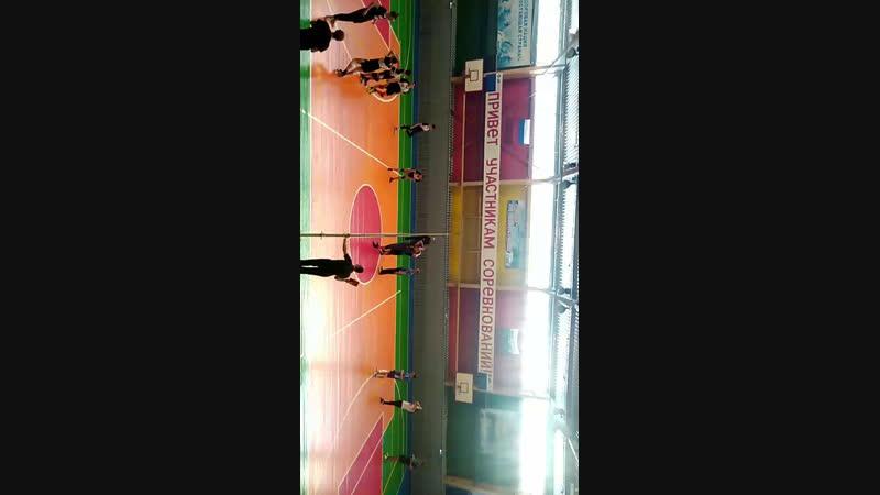 Live Лига любительского волейбола г Миасс