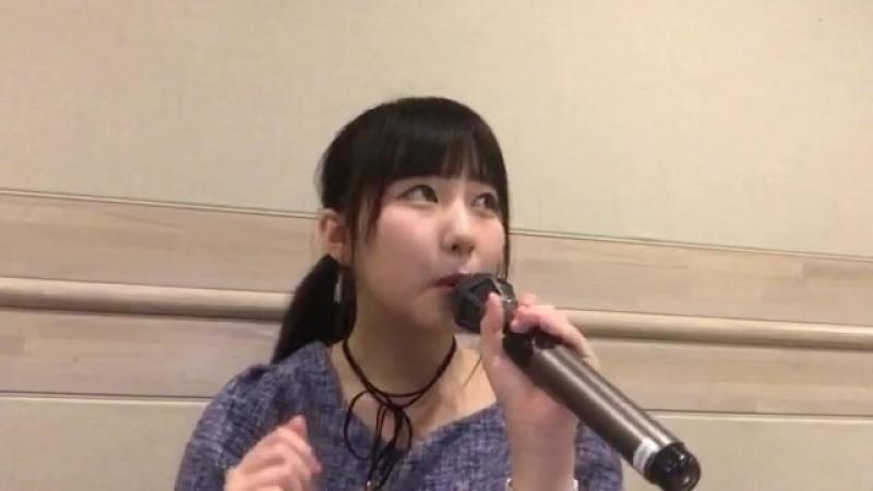42. Tanaka Miku - Suika BABY (HKT48, AKB48, Not Yet)