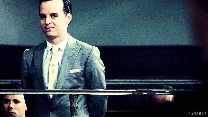 More, give me more || sherlockmoriarty (3x01)
