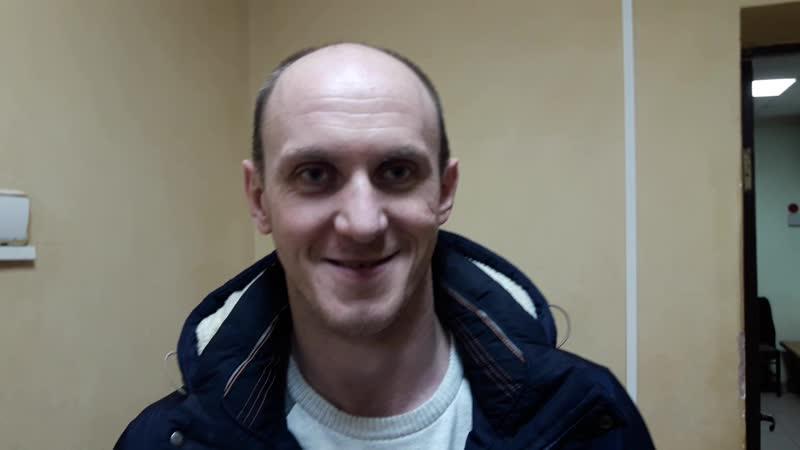 Андрей ФОМИЧЁВ (Скуратово) рассказывает о центральной игре тура
