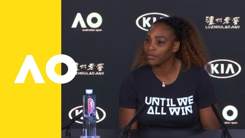 Serena Williams press conference (1R) | Australian Open 2019