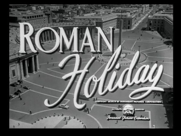Roman Holiday (Film 1953) In 12 Minutes