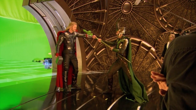 The Avengers   Thor Featurette