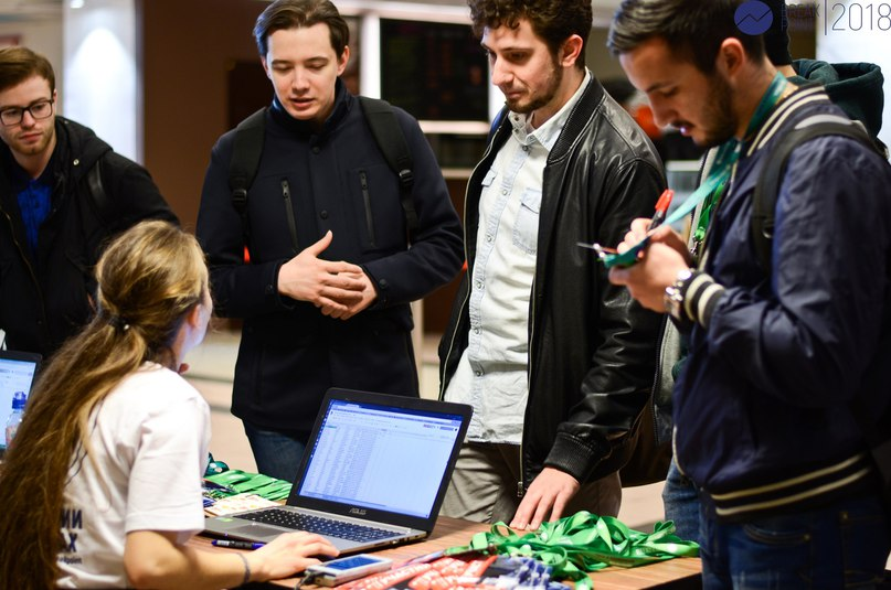 Registration for Breakpoint 2018 hackathon - 1st place, case from MegaFon