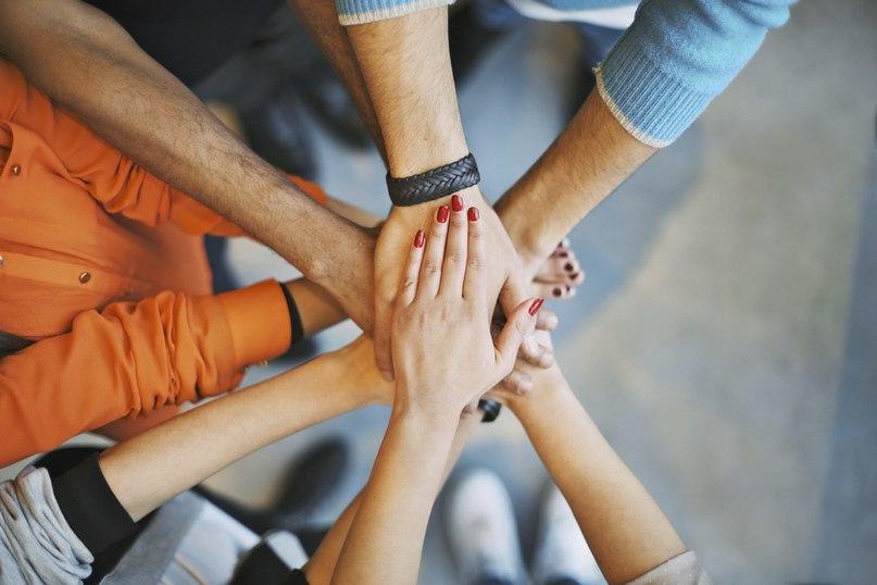 Teamwork comes first!