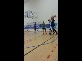 Первенство города Галича по баскетболу