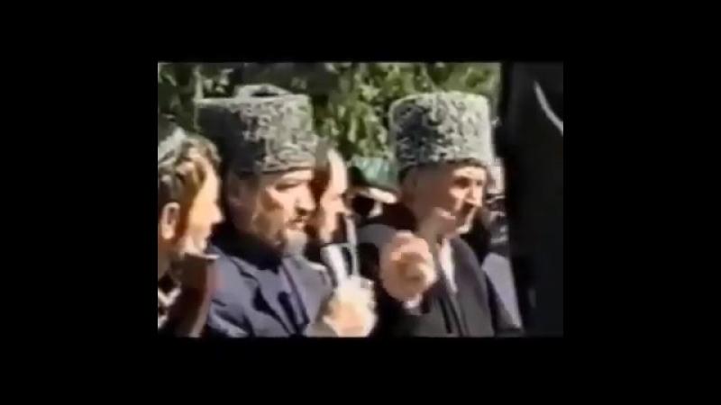 Ахмад Хаджи Кадыров. Къонах