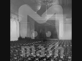 В 1942-м в блокадном Ленинграде открылся городской театр