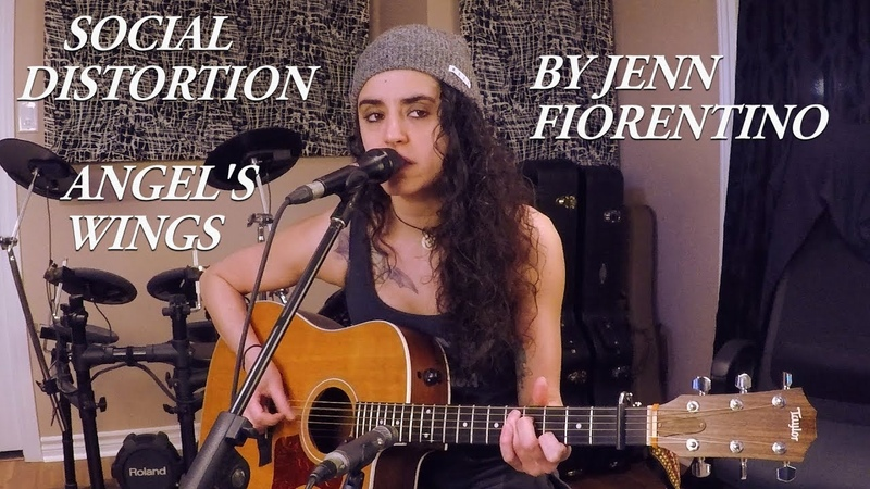 Social Distortion Angel's Wings Acoustic Cover