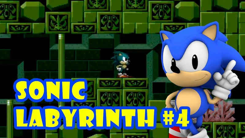 Sonic the Hedgehog ► Labyrinth Zone 4