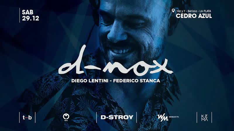 D-Nox - Live @ D-Stroy Kema LaPlata [29.12.2018]