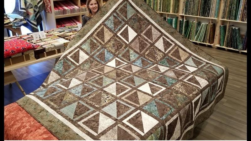Popped Art Quilt | Let's Make!