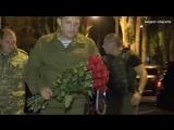 Последнее видео с Алекса́ндром Влади́мировичем Захарченко