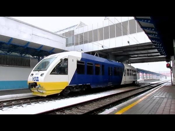 620М-011 с приветливой локомотивной бригадой [12.12.2018]