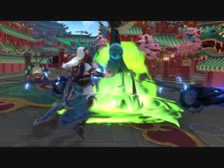 Трейлер Battlerite - Новый персонаж Shen Rao