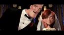 Мистер Исключительный и Эластика женятся Суперсемейка Incredibles