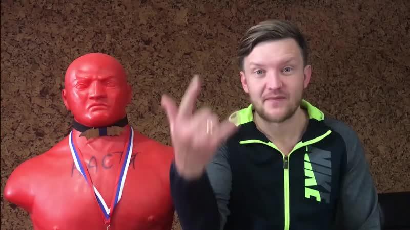 UFC в АШАНе. Охрана VS Тупой Комяк