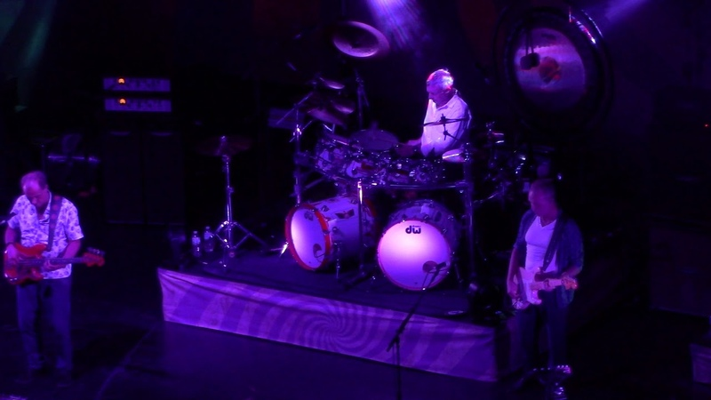 Nick Mason's Saucerful of Secrets at Chicago Theatre, Thursday, Apr 4, 2019 encore