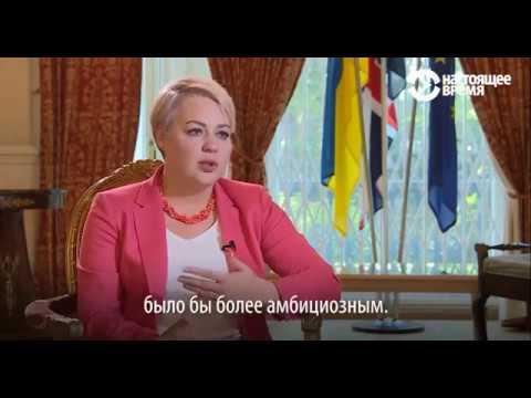 Інтервю Посла України Н.Галібаренко для телеканалу Настоящее время (20 липня 2018 р.)