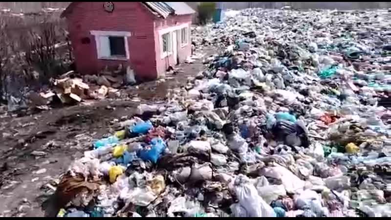 все отходы с территории Бижбулякского района планируется вывозить на полигон ТКО города Белебея