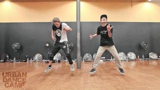 Wake Me Up - Avicii ft Aloe Blacc / Hilty & Bosch Showcase Locking / 310XT Films / URBAN DANCE CAMP   Danceproject.info