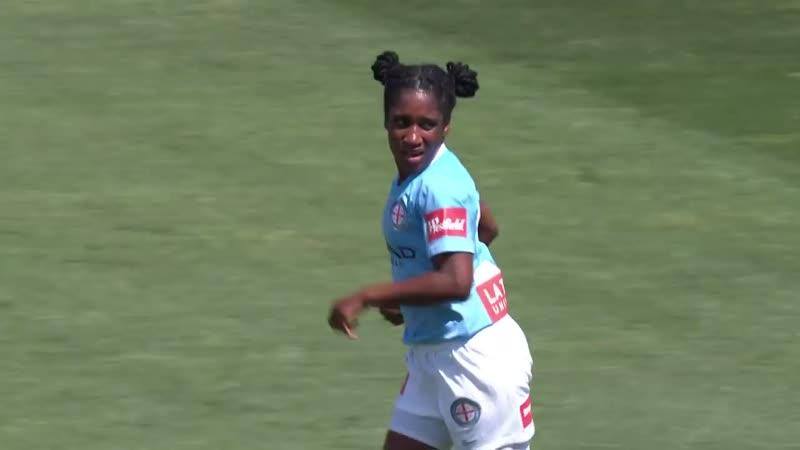 W-League 201819 Round 6 - Newcastle Jets Women v Melbourne City FC Women