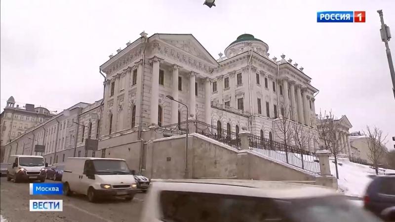 Вести-Москва • Большой театр, соборы Кремля и дом Пашкова: в Москве наградили почетных реставраторов