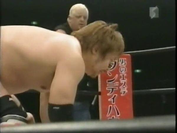 2004 tag team match 2
