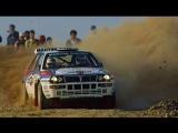 Lancia Delta Integrale HF 90s Group A pure sound!