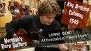 Norman's Rare Guitars My Affordable Guitars - Kay Archtop Cutaway $549