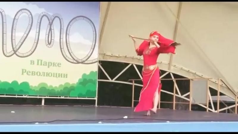 Анастасия Сиротина, студия восточного танца Далия.