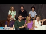 Riverdale Cast On Dream Bughead Proposal, Choni, Season 3, More | Comic-Con 2018 | TVLine