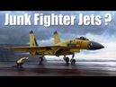 China's Workhorse J-15 Fighter Jet Still Alive and Kicking – Specialist