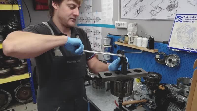 Усиление АКПП BMWХ6МЕ71