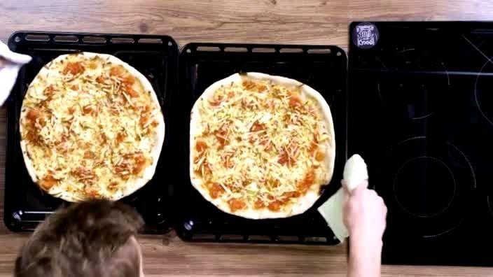 ПроСТО кухня Эксклюзив Рецепт пиццы с кабачками и томатным вареньем
