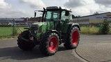 SOLD ! VERKAUFT ! gebr. Traktor Fendt 412 Vario, 2005, 5420h, FH, Germany